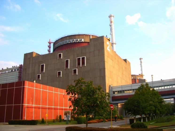 На Запорізькій АЕС для усунення дефекту відключили енергоблок