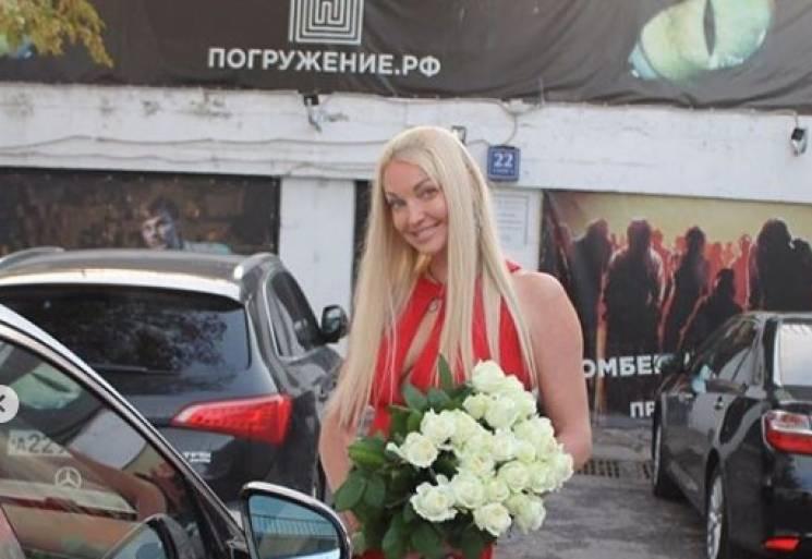 К Волочковой вернулся бывший муж (ФОТО)