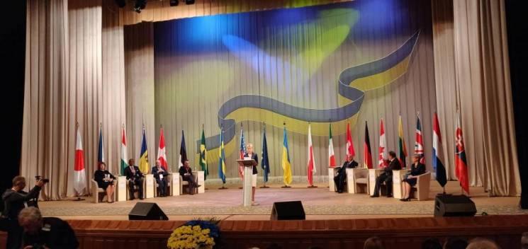 На Харківщині протягом тижня відбудуться два потужні міжнародні форуми, - Світлична