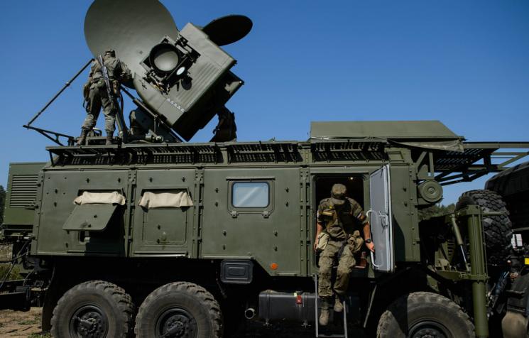 Окупанти в анексованому Криму провели навчання щодо захисту об'єктів від ударів безпілотників - ЗМІ