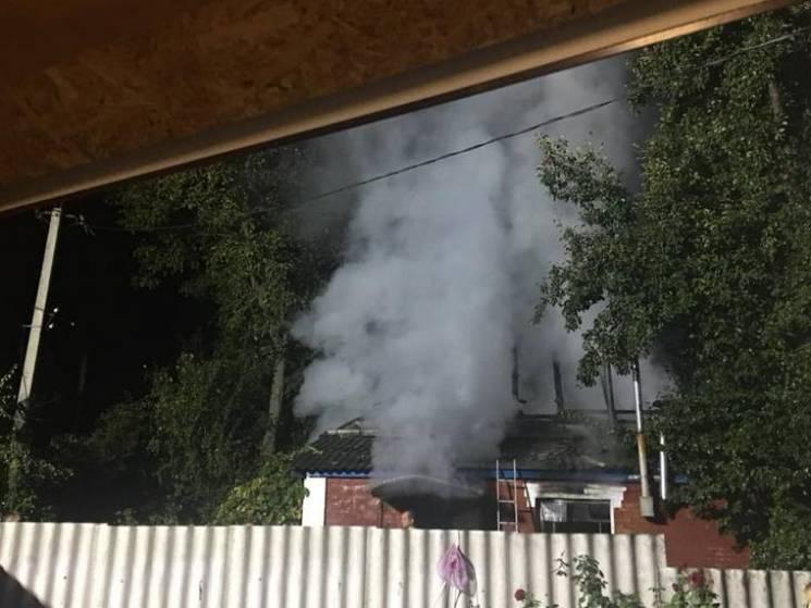У масштабній пожежі на Полтавщині постра…