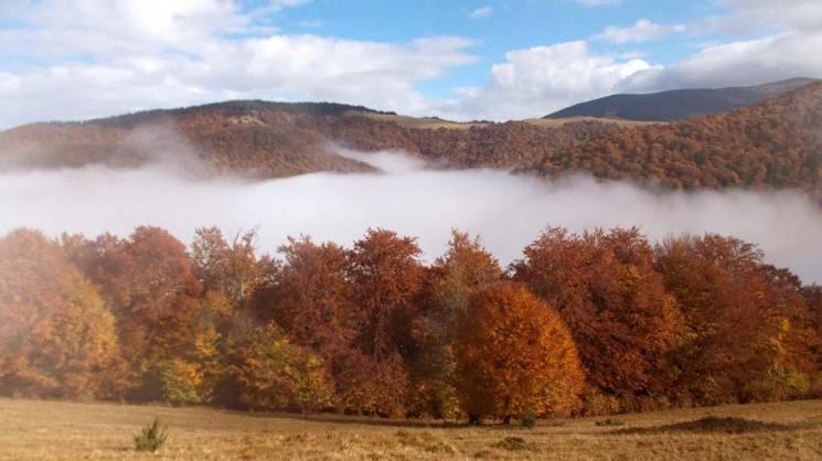 Выше облаков: Какой бывает осень в самом…