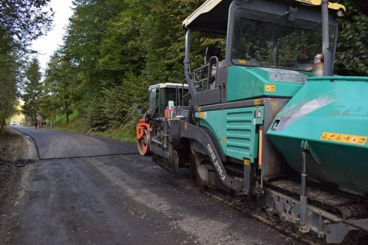 На Рахівщині розпочали ремонт дороги, як…
