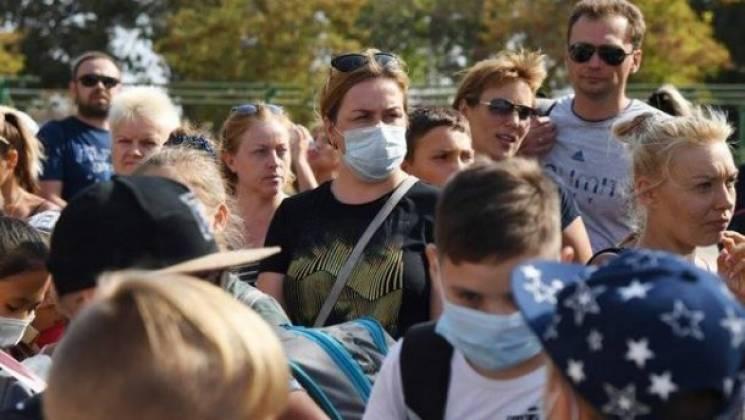 Після повернення до отруєного Армянська діти знову почали хворіти