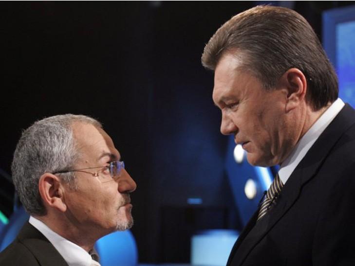 Картинки по запросу Шустер и Янукович  - фото