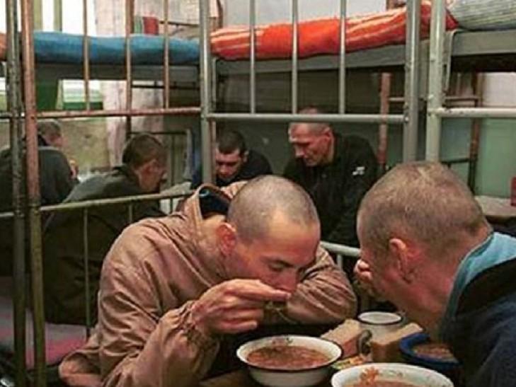 Знакомство С Камерой В Тюрьме