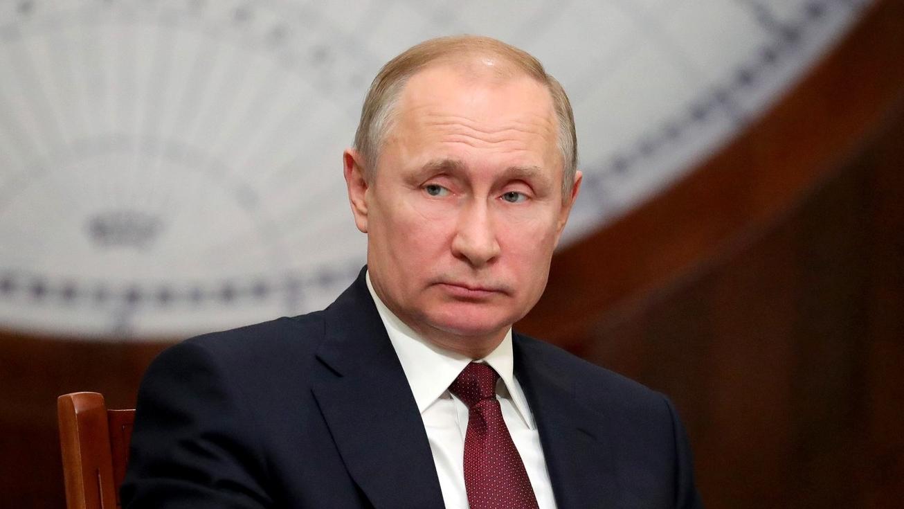 Взгляд редакции The Times нарежим В.Путина: Влад Плохой