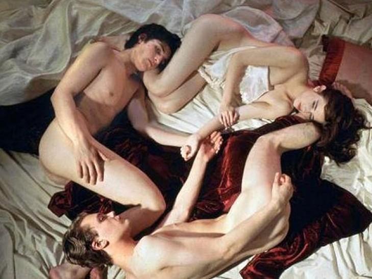 Художественные фильмы о сексе в троем