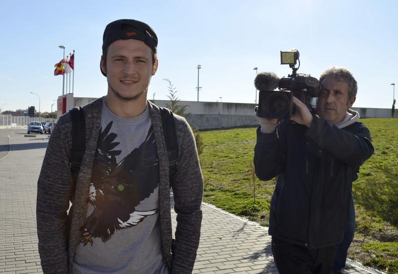 Українець Зозуля врятував життя одноклубнику під час матчу