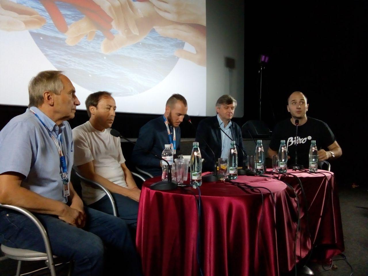 Кинокритики назвали «Дельту» Течинского лучшим украинским фильмом наОМКФ