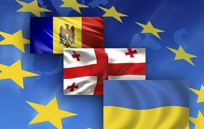 Украина Грузия и Молдова создали межпарламентскую ассамблею