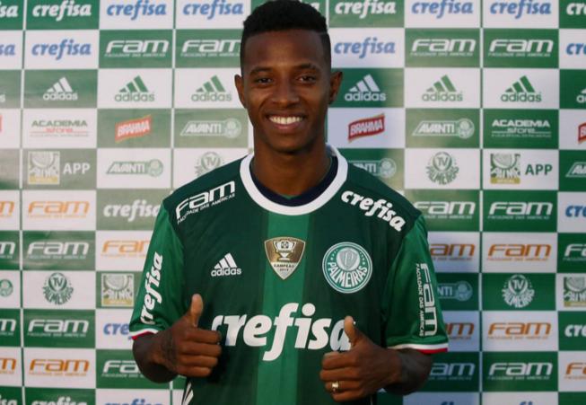 «Динамо» купить бразильського півзахисника за4,8 млн євро