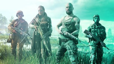 Battlefield 5 Вышел официальный трейлер