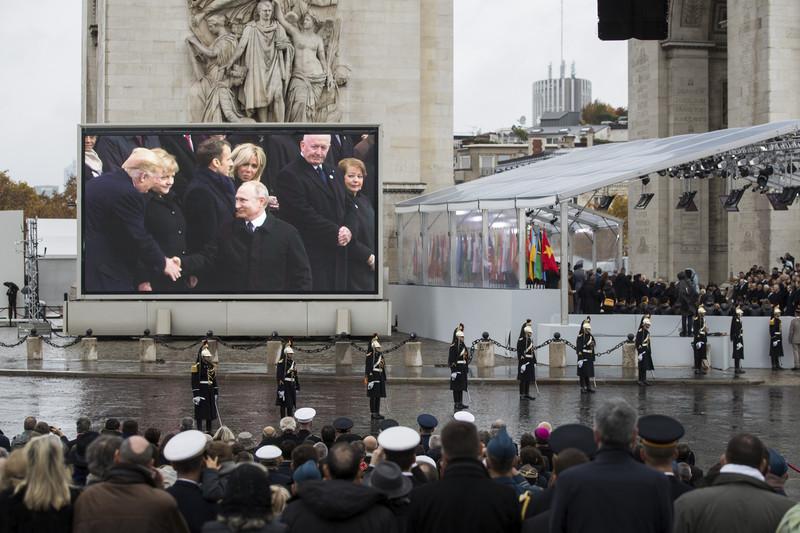 Кремль: УПутіна і Порошенка небуло можливості перетнутись уПарижі